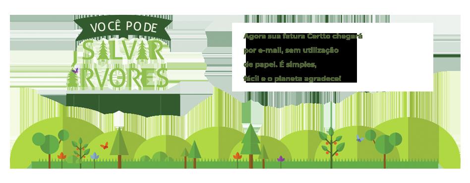 Salve Árvores